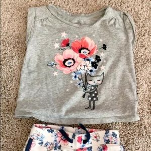 Gap 2T outfit